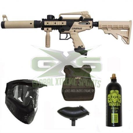 EN OFERTA COMBO CRONUS TACTICAL DE PAINTBALL !! http://tienda.globalxtremesports.com/es/home/542-combo-tippmann-cronus-tactical-paintball-gun-armor.html