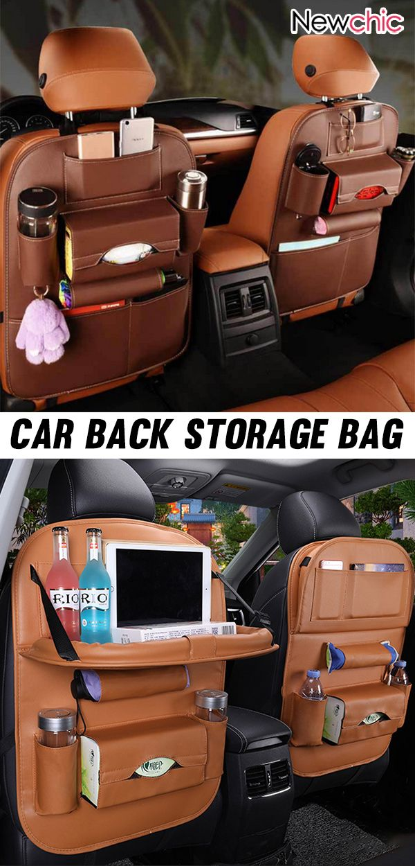 Car Back Storage Bag. #men #homedecor #newcars