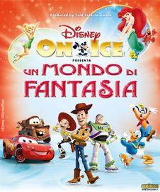 Eventi News 24: Disney on Ice - Un mondo di fantasia: pensando al ghiaccio in piena estate