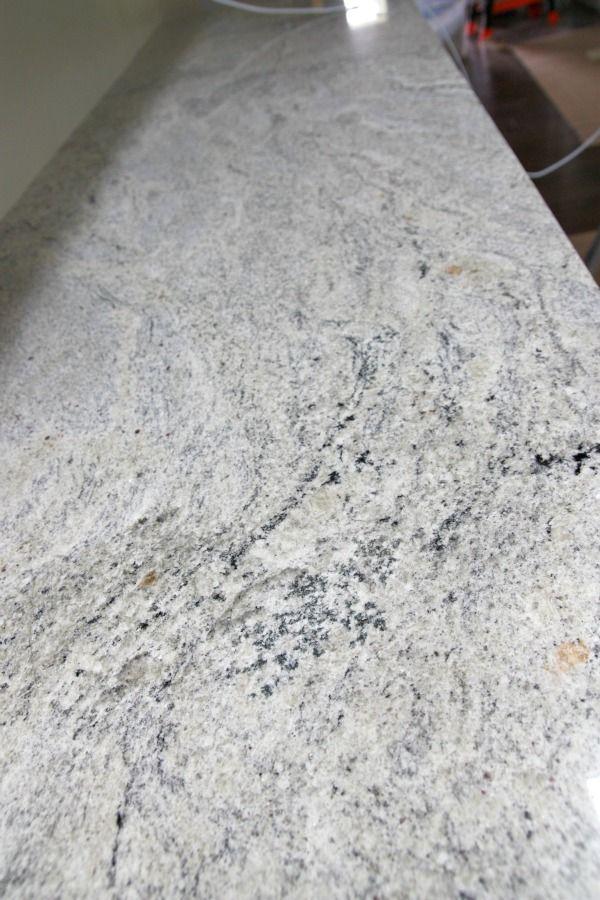 kitchen--kashmir white granite