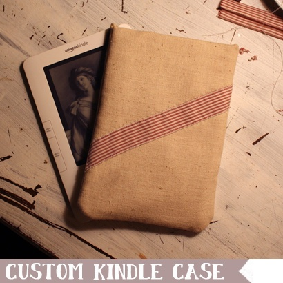 DIY: Kindle CaseDiy Kindle, Kindle Cases, Custom Kindle, Ipad Cases, Cases Tutorials, Kindle Pouch, Kindle Covers I, Diy Projects, Crafts