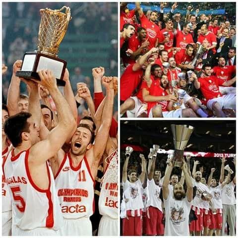1997,2012,2013 Πρωταθλητής Ευρώπης