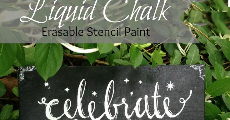 how to make liquid chalk paint