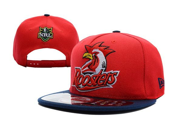 snapback hats red,miller hats houston , NRL Sydney Roosters Snapback Hat  US$6.9 - www.hats-malls.com