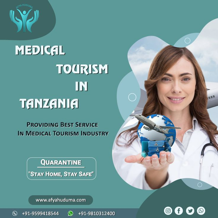 Medical tourism in tanzania. in 2020 Medical tourism