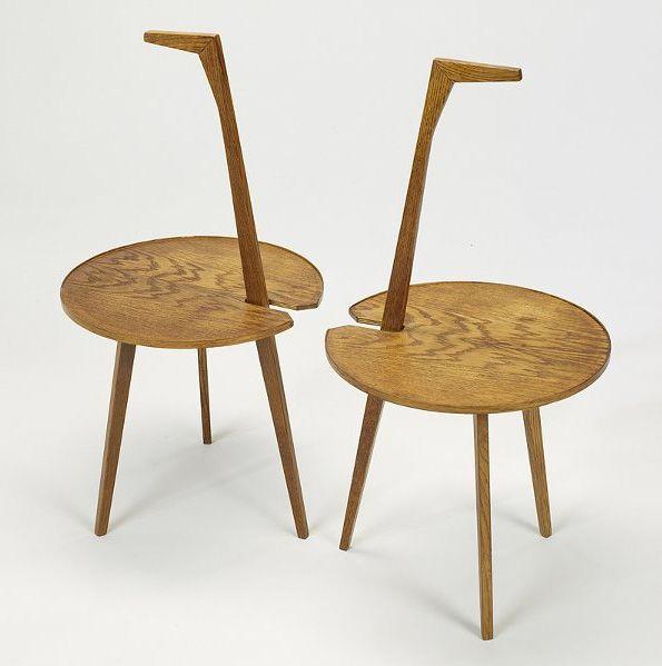 Cicognino table / Franco Albini / 1953
