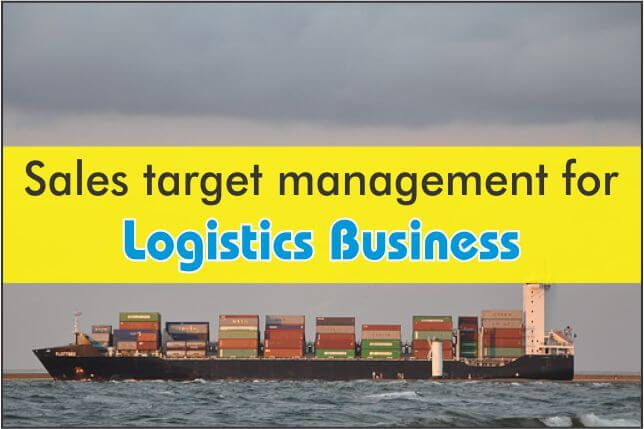 Facing problems with setting, tracking and achieving sales targets? Here's a booklet on how Logistics CRM can help you!    #Logistics #CRM #Software #Sales #Target #Problems