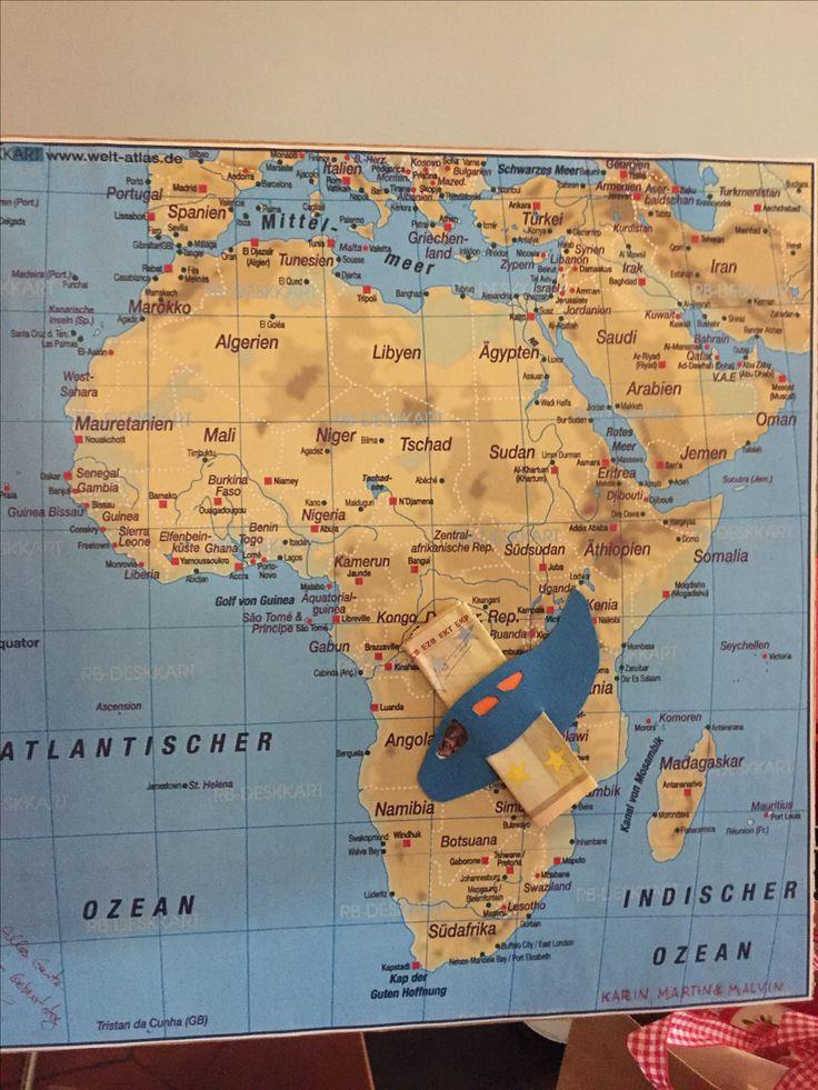 geldgeschenk f r reise nach namibia geld schenken. Black Bedroom Furniture Sets. Home Design Ideas