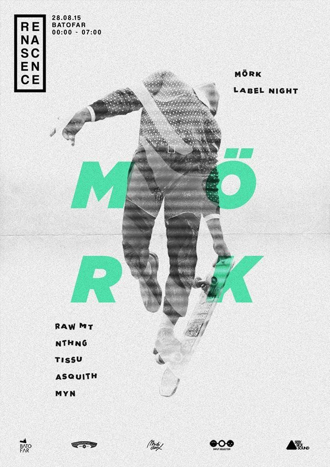 RA: Renascence - Mork Label Night at Batofar, Paris