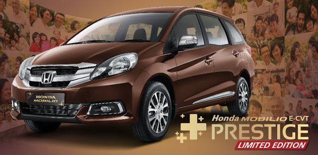 Spesifikasi Harga & Kredit New Honda Mobilio Balikpapan