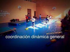 Circuito de coordinación dinámica general