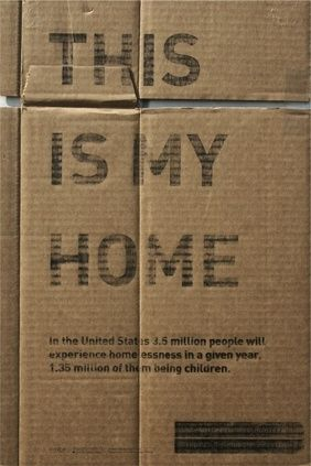 """Human Rights Final Poster 11 of 25. Cindy Chen, Poster title: """"This is My Home"""""""