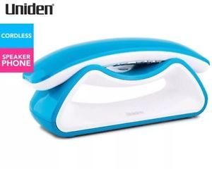 Uniden Retro Style Digital Cordless Phone Modro 20 | eBay
