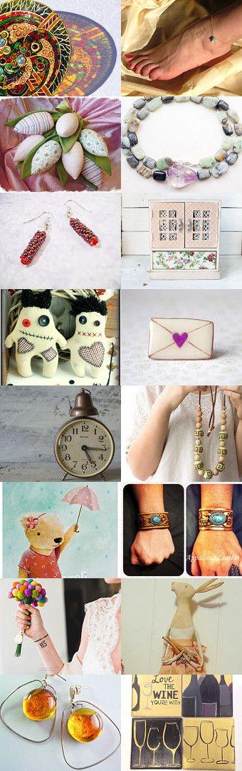 unusual things by Polina Kopylova on Etsy--Pinned with TreasuryPin.com
