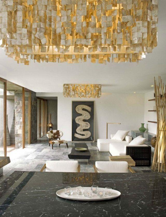 Idées luminaire moderne dans toutes les pièces du domicile  Design ...