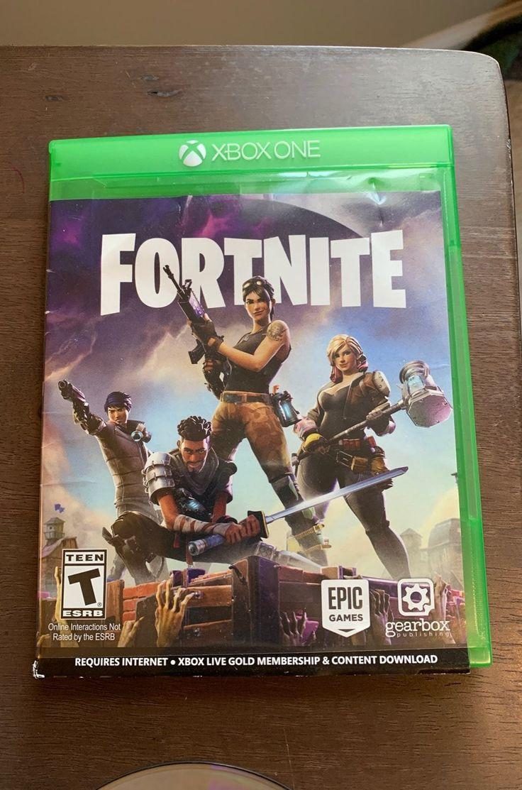 XBOX ONE Fortnite Disc Fortnite, Playstation, Playstation 4