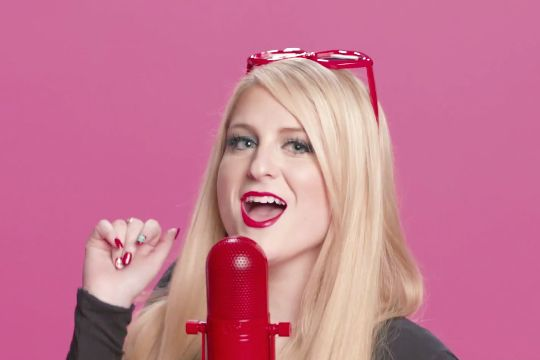 Video Premiere: Meghan Trainor - Lips Are Movin