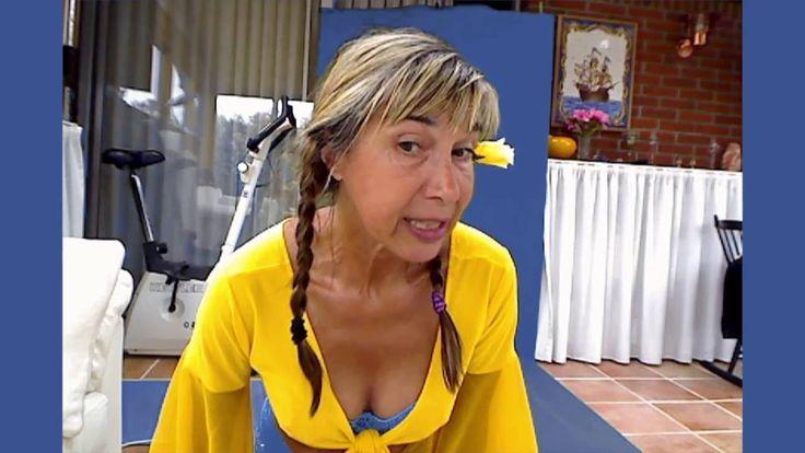 Гимнастика и танец живота - Irina Bellydance gymnastics