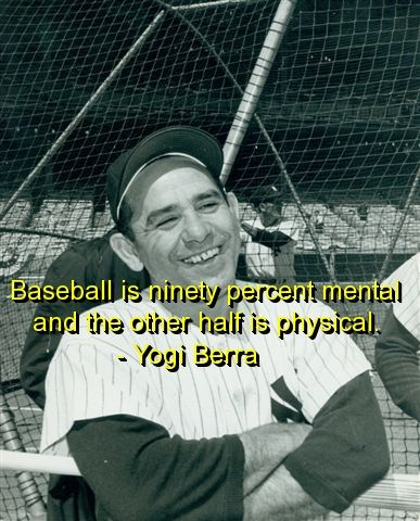 yogi berra, quotes, sayings, meaningful, cool, baseball, famous