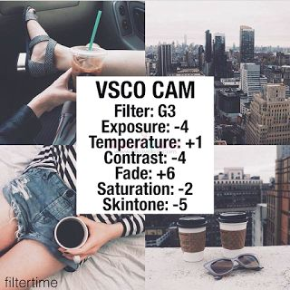 Part 1: 84 of the BEST Instagram VSCO Filter Hacks - Top Beauty and Lifestyle…