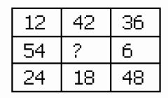 Exercícios de Raciocínio Lógico - Matemática - Calcule Mais
