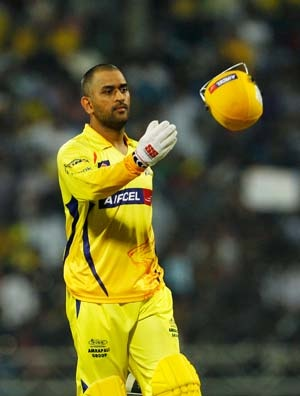 Chennai Super Kings captain Mahendra Singh Dhoni on Thursday credited  the fine show by his bowlers and superb fielding as the reason for his  side's 13-run win over Pune Warriors in their IPL match.
