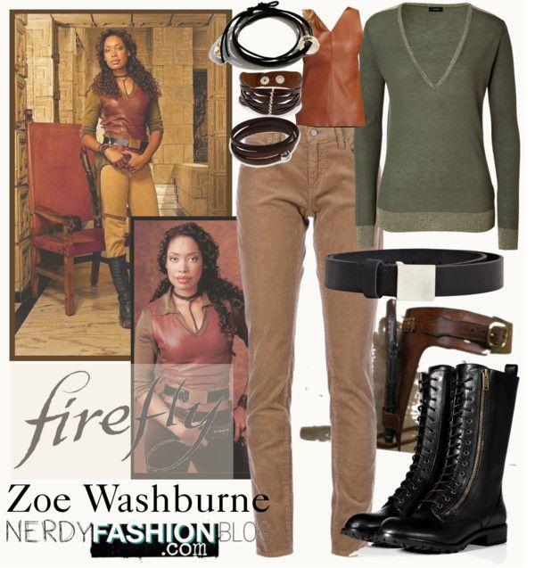 Zoe Washburne   Firefly by chelsealauren10