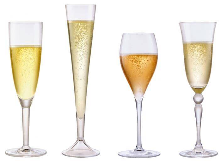 Faut il boire le champagne dans une flûte ?