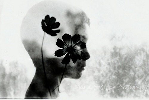 Use double exposures for a cool effect!