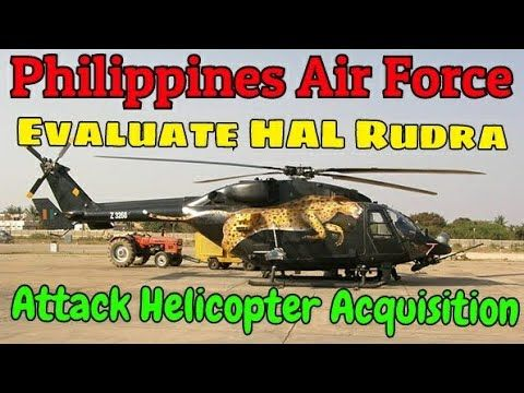 With the Philippine Air Force Attack Helicopter acquisition project already moving and the PAF's TWG already evaluating possible candidates, it appears that we missed one that was also looked into by the said TWG team – the Hindustan Aeronautics Ltd. Rudra light combat helicopter. Together wit...