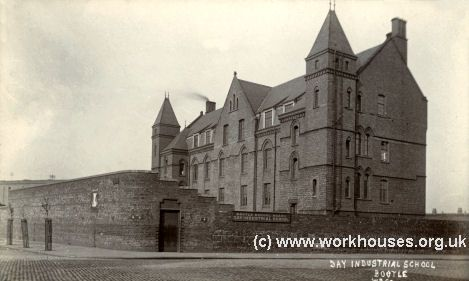 Bootle Day Industrial School, c.1905