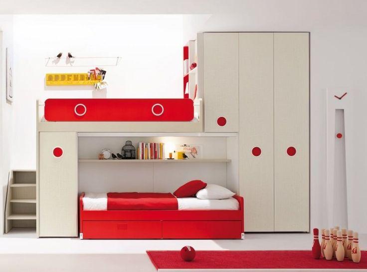 Kid Bedroom Sets Endearing 545 Best Modern Bunk Bed Ideas Images On Pinterest  Awesome Bunk Inspiration Design