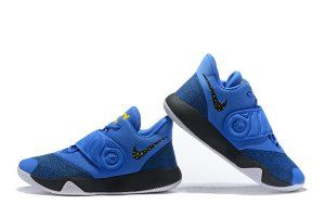 3c4ee461f69 ... Kevin Durant Basketball Shoes by Sneakersclue. Men s Nike KD Trey 5 VI  Signal Blue White Amarillo Black AA7067 401 boys Basketball Shoes