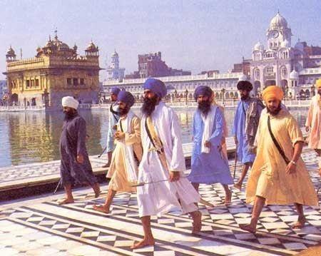 Sant Bhindrawale Jarnail Singh and co.