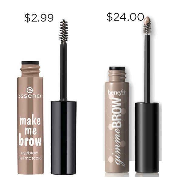 Counting the Krispy Kreme doughnuts I'm gonna buy with the extra $20 I save from Essence Make Me Brow instead of Benefit Gimme Brow.