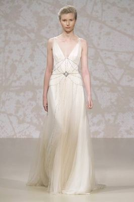 JENNY PACKHAM PERSEPHONE WEDDING DRESS UK12