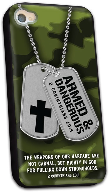 The Dogtags Christian iPhone case is perfect for anyone in ...