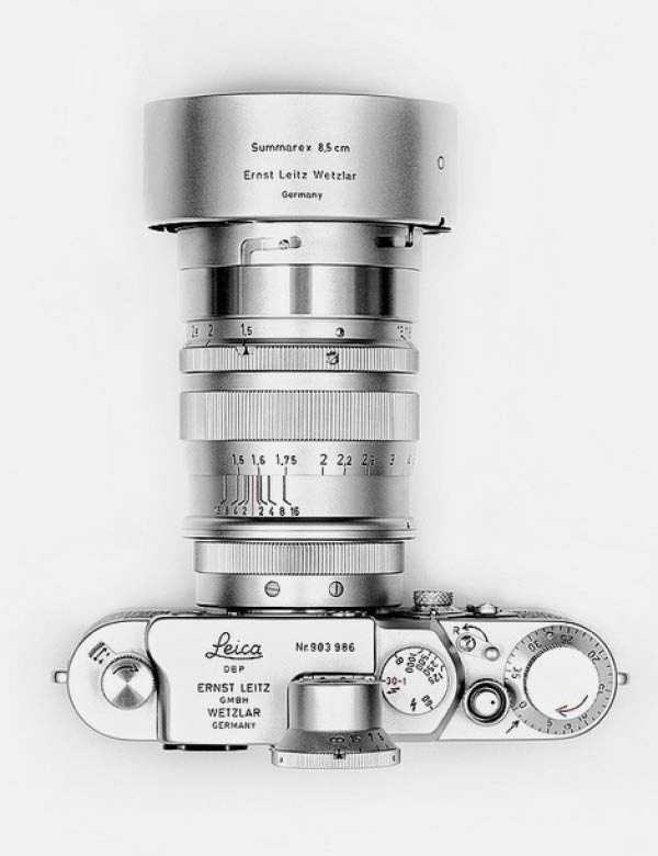 Leica ready to rumble.