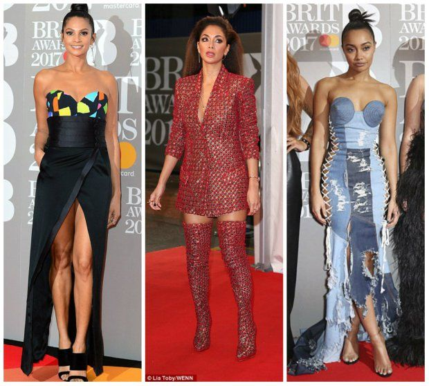 "Black #Cosmopolitan Red Carpet Fashion Style: Black Celebrities At The BRIT Awards 2017   #BritAwards, #Earring, #FASHION      Check out the black celebrities that attended the BRIT Awards 2017 and their red carpet fashion style. The Brit awards took place at the O2 Arena in London on Wednesday night where the biggest names in British showbiz showed off their latest styles. Beyonce, Drake and Rihanna were some of the...   Read more on BlackCosmopolitan AKA ""BlkCosmo"" (L"