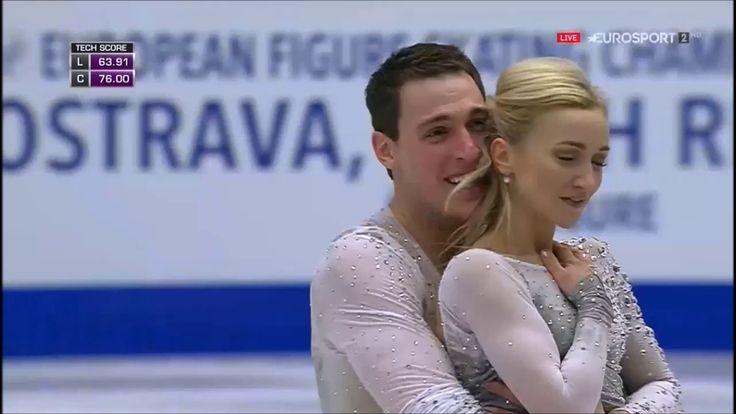 Aliona SAVCHENKO / Bruno MASSOT - 2017 European Championships - FS (B.ESP)
