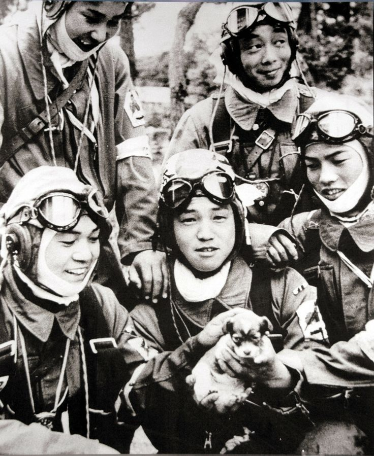 a history of the kamikaze pilots The museum in chiran,, japan, has a collection of momentos and diaries from the kamikaze pilots (like these pictured) which it is asking to be included in the united nations memory of the world register.