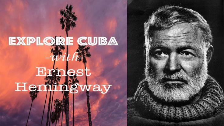 Explore Cuba Through Ernest Hemingway's Novel, The Old Man and the Sea