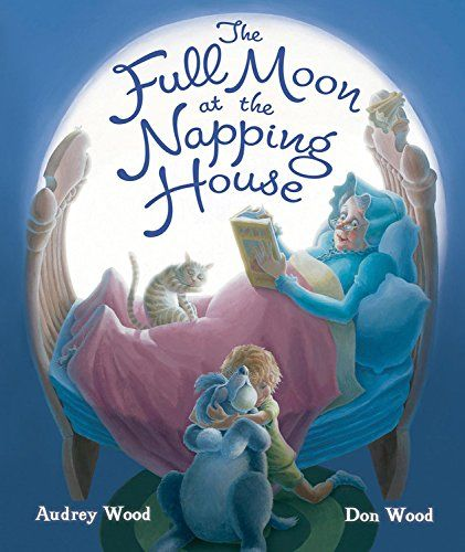 The Full Moon at the Napping House by Audrey Wood http://www.amazon.ca/dp/0544308328/ref=cm_sw_r_pi_dp_ACQYvb0FCQWDB