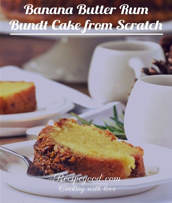 54 best images about deserts on pinterest chocolate for Easy bundt cake recipes from scratch