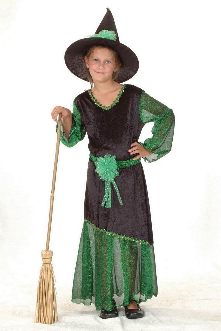 Karnevalový kostým Čarodejnica 2, S - Casallia