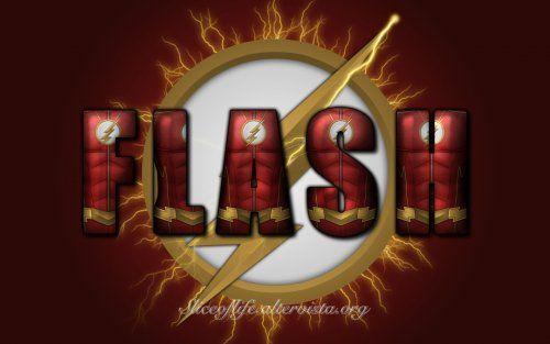 Flash   Barry Allen CW version (Justice League) Wallpaper