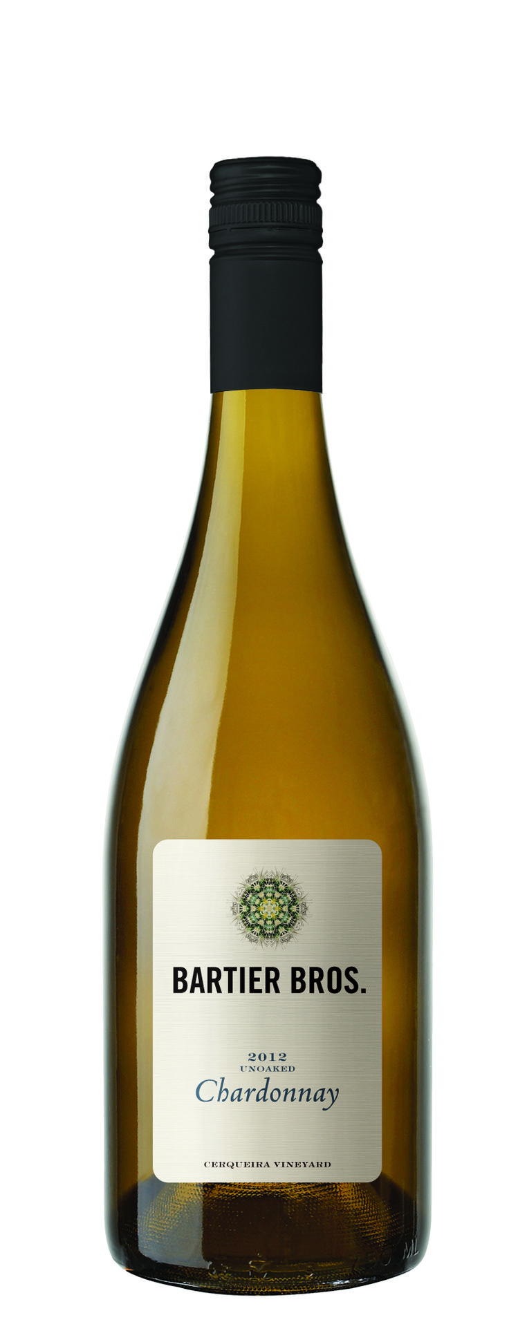 Bartier Bros. - 2012 Unoaked Chardonnay - Aromas of caramel, peach, lime, and gun flint.  Full bodied with a crisp acidity which contrasts the rich aromas.  Goes well with barbeque or anything smoked. #bcwine #bc #okanagan #bc