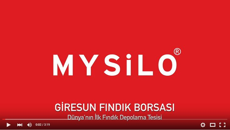 Mysilo Giresun avellana Exchange Project http://bit.ly/1WMHYO9 #acero #mysilo #silo #silos #cereales