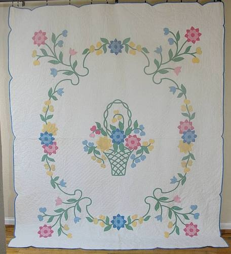 52 Best Vintage Quilt Kits Images On Pinterest Quilt