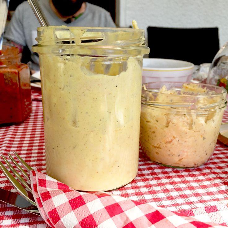 Curry-Apfel-Dip  Rezept im Blog